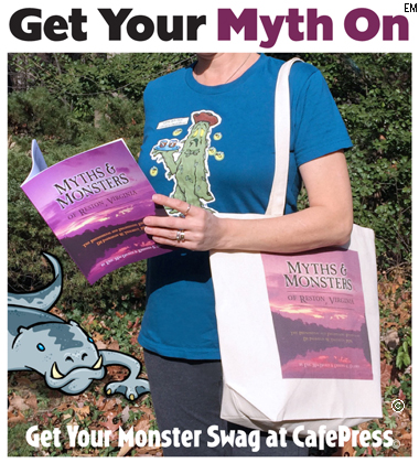 Get Myths & Monsters Fun Stuff