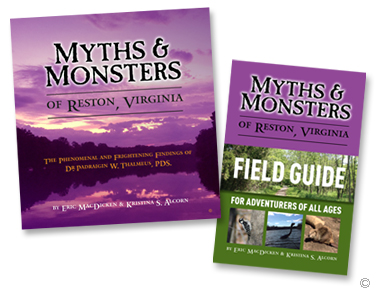 Myths & Monsters Books