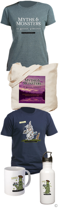 Myths & Monsters Get Your Swag On